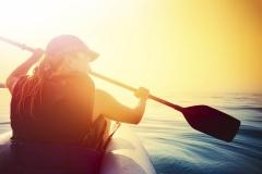 Sunny Boat Ride